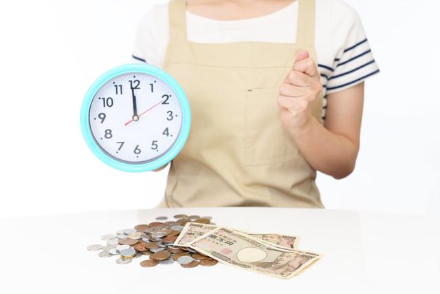 時計とお金と女性